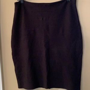 Women's Michael Kors Black pencil skirt size 10